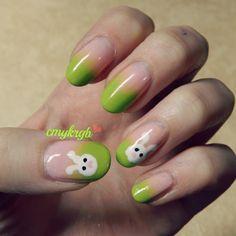 easter nail art | easter nails
