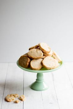 Coconut Macadamia Nut Cookies - Heather Poire