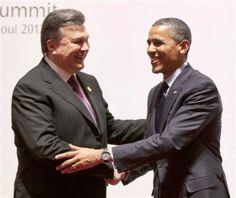 Obama Inc. Opposes Sanctions on Iran, Considering Them on Ukraine 12/13/13