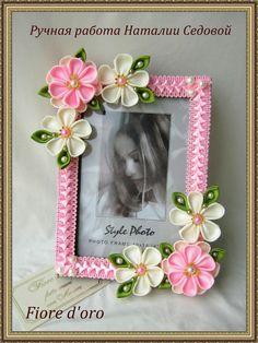 Одноклассники - lovely!! Paper Flowers Diy, Handmade Flowers, Fabric Flowers, Jute Crafts, Handmade Crafts, Diy And Crafts, Embroidery Works, Ribbon Embroidery, Ribbon Art