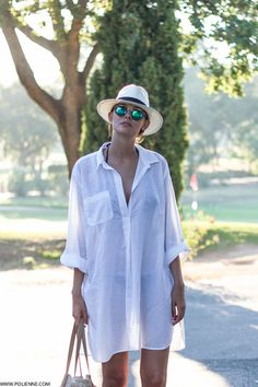 Polienne | a personal style diary: BEACH COVER UP