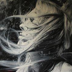 Eddy Stevens. Paintings by Belgian artist Eddy... - SUPERSONIC ART
