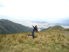 The Teleferico is the brand new tourist attraction of Quito. The Teleferico is built over an area of 160 hectares in the skirts of the Pichincha and the summit of Cruz Loma. Quito, Ecuador, Mountains, Nature, Travel, Naturaleza, Viajes, Trips, Nature Illustration