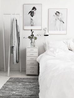 Bedroom styling by Gitte Christensen 7