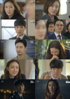 [Spoiler] Added episode 13 captures for the #kdrama 'Woman with a Suitcase'