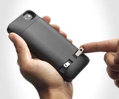 PocketPlug iPhone Case.