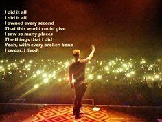 """""""I Lived"""" - OneRepublic"""