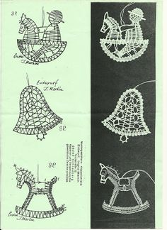 renda de bilros / bobbin lace Natal / Christmas Bobbin Lacemaking, Lace Art, Bobbin Lace Patterns, Christmas Crochet Patterns, Theme Noel, Point Lace, Needle Lace, Lace Making, Irish Crochet