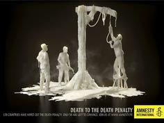 D&AD Impact | Best Global Social Good, Sustainable & Ethical Marketing Campaigns | D&AD - News / Case Study: Amnesty International - Death to the Death Penalty