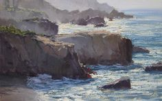 Exhilaration by Kathleen Dunphy Oil ~ 13 x 20
