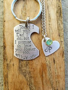 Hey, I found this really awesome Etsy listing at https://www.etsy.com/listing/455553354/personalized-hand-stamped-dad-keychain