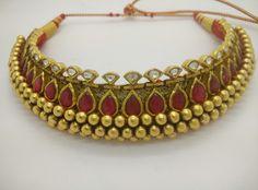 Maharashtrian thusi #traditional jewellery