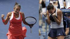 Vinci vs. Pennetta: duelo por título femenino del US Open