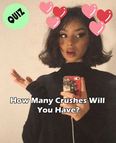 This Quiz will tell you How Many Crushes Will You Have in your life About Me Questions, Random Questions, Life Questions, Gym Workout Chart, Apps For Teachers, Interesting Quizzes, Crushing On Someone, Get A Boyfriend, The Right Stuff