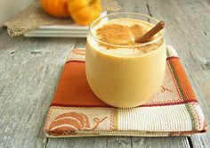 Diary of a Fit Mommy: Pumpkin Post Workout Protein Smoothie