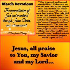 Jesus is worthy of our praise! #atruegospelministry