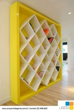 . Large Bookshelves, Office Nook, Home Libraries, Swim Club, Product Design, Walls, Wall Decor, Rooms, Decorating
