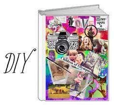 Get Crafty: DIY Book Cover