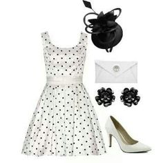 Pin up style,