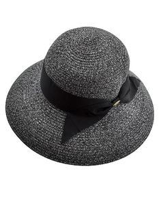 Black / 100% Polyester / One Size / Hats