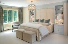 Canton, OH - transitional - Bedroom - Columbus - Slifer Designs