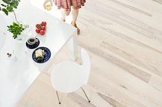 Ash Olive parquet, sanded white wax oiled gives character to your floor and interior. www.timberwiseparquet.com  Saarniparketti Olive, hiottu valkoöljyvahattu tuo luonnetta lattiaasi ja sisustukseesi. www.timberewiseparketti.fi