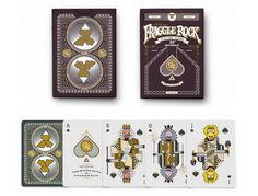 """""""Play Some Cards Down At Fraggle Rock"""" A set of limited edition playing cards. Fans of Fraggle Rock will probably like these. Via Incredible Things. Humanity Game, Weeks In A Year, Horrible People, Fraggle Rock, Material World, Cartomancy, Weird Dreams, Some Cards, Things To Buy"""
