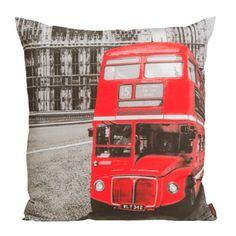Dieses tolle Kissen ist nicht nur für London Fans ein echtes Muss. Ab 19,95 € ♥ Hier kaufen: http://stylefru.it/s245321