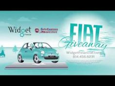 We Want You to Enter the Widget Financial and Auto Express Fiat Giveaway! - YouTube Enter at www.widgetfinancial.com