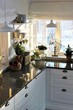 Cosas para la casa on pinterest one bedroom apartments - Como decorar la cocina ...