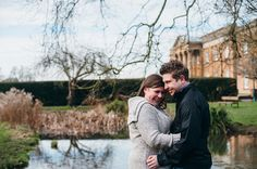 Chris & Laura's Engagement Shoot, Himley Hall Dudley | Mustard Yellow Photography | #engaged [engagement shoot posing ideas]