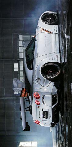 (°!°) LBW Nissan GT-R Liberty Walk