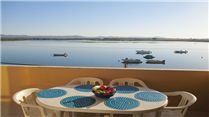 """#Apartment in #Faro #Island, Eastern #Algarve, #Portugal Apartment Riviera T1 – Praia de Faro #Lovely #beach #apartment with 1 #bedroom, on the #waterfront, #sleeps up 2-4 #person. Beach apartment located on the Faro beach, one of the beaches around the Algarve's city of Faro are """"ilhas"""" (sandspits) that form the outer edge of the Ria Formosa #marshlands and #lagoons. #Popular, endless sandy #beach on the Ilha de #Faro #peninsula with access by a one-lane bridge"""