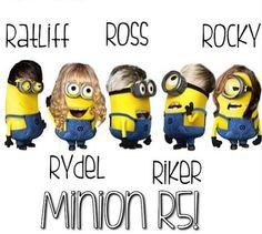 R5 Gets Made Into Minions!   M Magazine