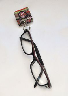 29c4c23e4be Eye Glasses Holder by lauragayledesigns on Etsy