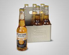 CORONA!! Box Packaging, Packaging Design, Branding Agency, Beer Lovers, Hot Sauce Bottles, Beer Bottle, Brewing, Corona Beer, Drinks
