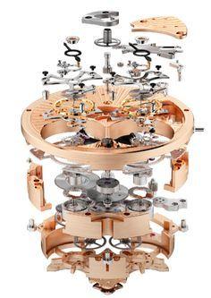 manufacture de relogio mecanico tourbillon - Pesquisa Google