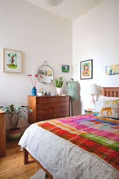 House Tour: A Playful, Patterned Melbourne House | Apartment Therapy