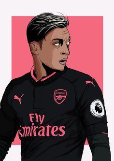 Neymar, Messi, Stoner Art, Football Art, Arsenal Fc, Football Players, Memphis, Liverpool, Derby