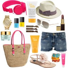 Currently Craving: Beach Day