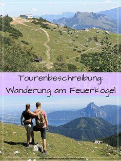 Die Tourenbeschreibung zur Wanderung zum #europakreuz. Mit der Seilbahn geht es hoch zum #feuerkogel und von dort führt eine leicht #wanderung zum #alberfeldkogel.  #outdoor #sports #natur #berge #alpen #salzkammergut #austria