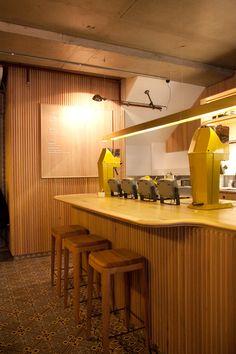 Dukes Coffee - melbourne cafes photo blog
