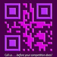 Another QR code customized for my www.320MultimediaMarketing.com company