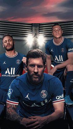 Mbappe Psg, Neymar Psg, Messi And Neymar, Psg Logo, Messi Logo, Messi And Ronaldo Wallpaper, Lionel Messi Wallpapers, Neymar Football, Messi Soccer
