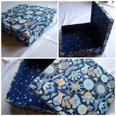 Caixa Floral Noite  www.munayartes.com