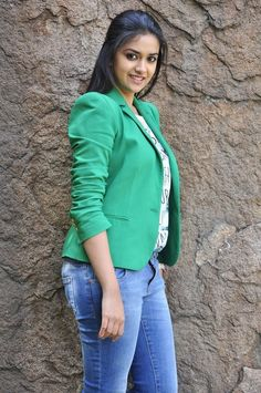 keerthi_suresh (6) Indian Ethnic, Indian Girls, Rakul Preet Singh Saree, South Indian Heroine, Most Beautiful Indian Actress, Beautiful Actresses, Stylish Girl Images, Beauty Full Girl, Tamil Actress