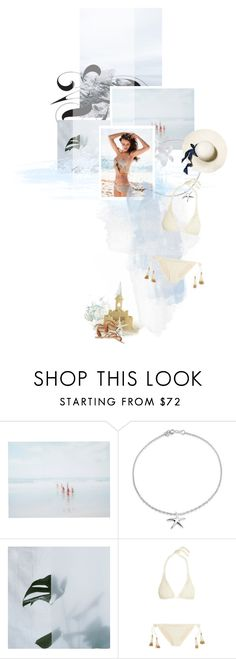 """#2 bikini"" by corverabrowne ❤ liked on Polyvore featuring Nana', She Hit Pause Studios, Bling Jewelry, Holly's House, Whiteley, SHE MADE ME and Valia Gabriel"