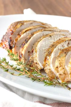 Making turkey has never been easier with this Slow Cooker Maple Herb Butter Turkey Breast with Apple Cider Glaze! With lots of flavor and very little prep work, this is one Thanksgiving turkey that you'll want to make all year! *This post is sponsored by the Minnesota Turkey Growers Association. All opinions are still myRead More »
