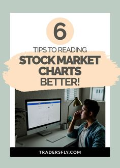 Stock Charts - Check these 6 tips on how to read stock market charts better! Start earning more from your trades! Stock Market Chart, Stock Market Basics, Stock Charts, Stock Trader, Knowledge And Wisdom, Risk Management, Educational Videos, Trading Strategies, Make More Money