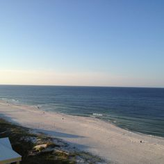 Panama city 7:30 in the am ! Only getting up this early for the beach !